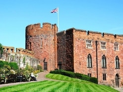 Archaeologists get digging at Shrewsbury Castle