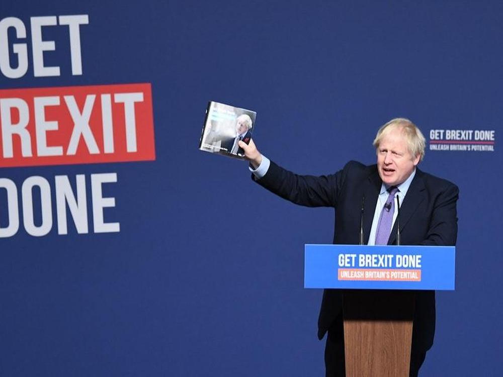 Javid defends Johnson over Islamophobic comments