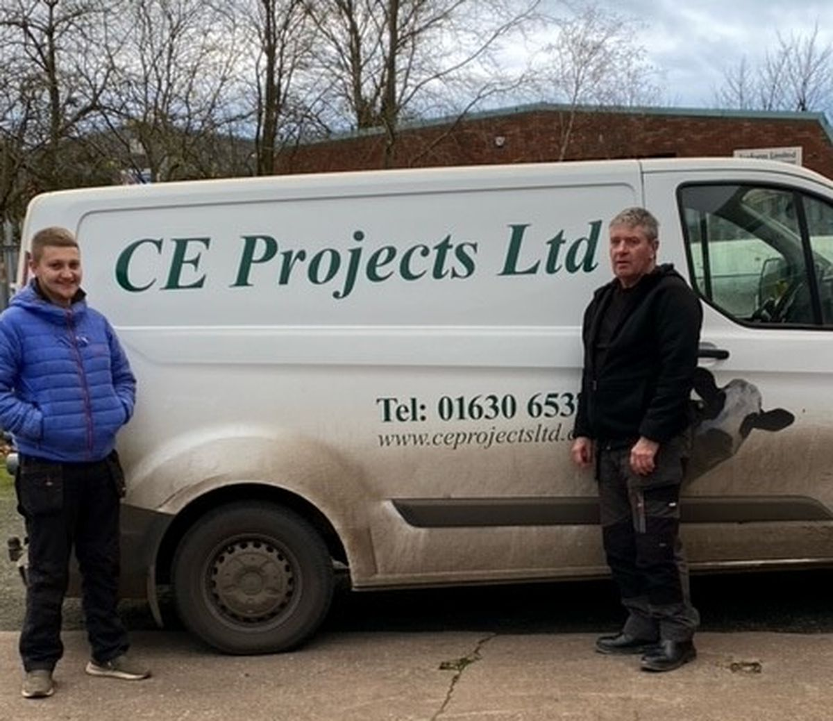 CE Projects fitters