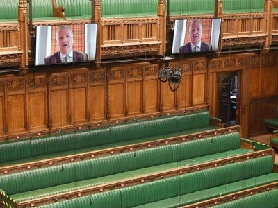 Virtual Parliament must continue to avoid disenfranchising voters, MP warns