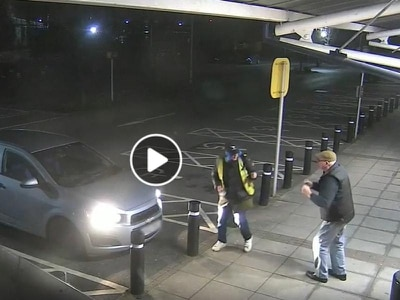 Plucky pensioner fights off robber after cash machine confrontation