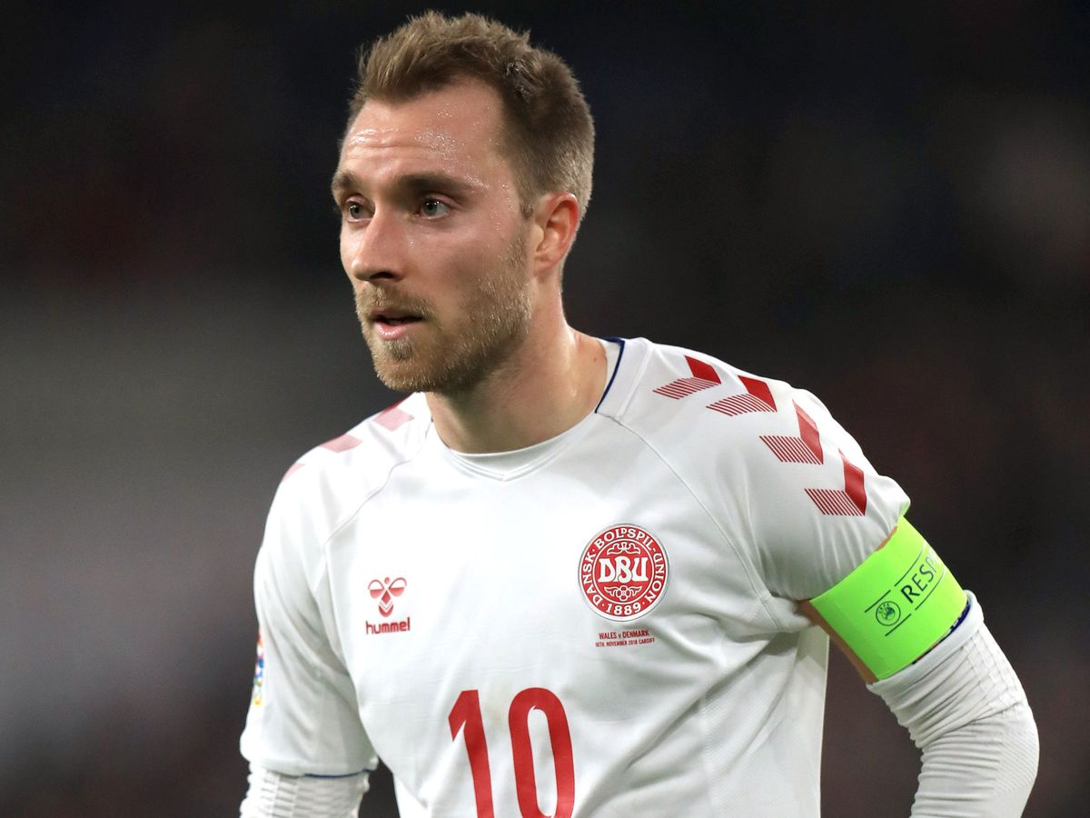 Christian Eriksen has been able to visit club Inter Milan as he continues his recovery from heart surgery