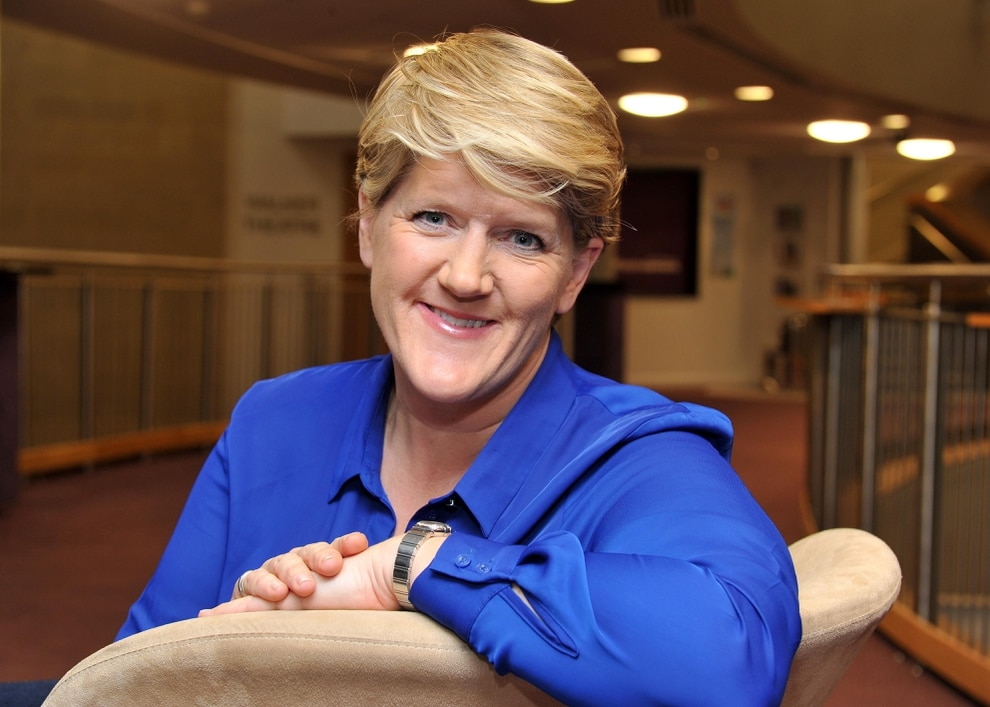 National treasure Clare Balding on form in Shrewsbury | Shropshire ...
