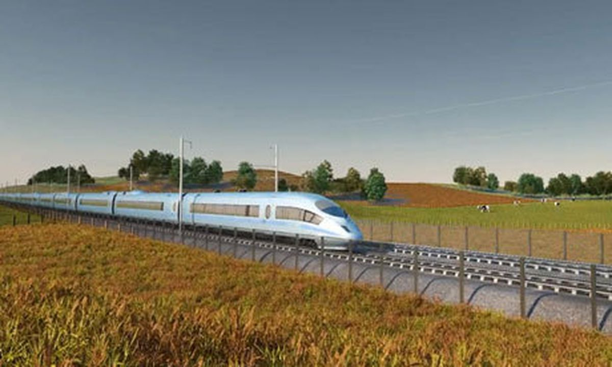 HS2 has proved controversial.