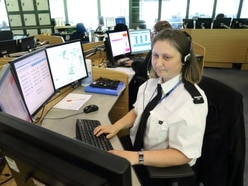 What's your emergency?: See inside West Mercia Police's control room
