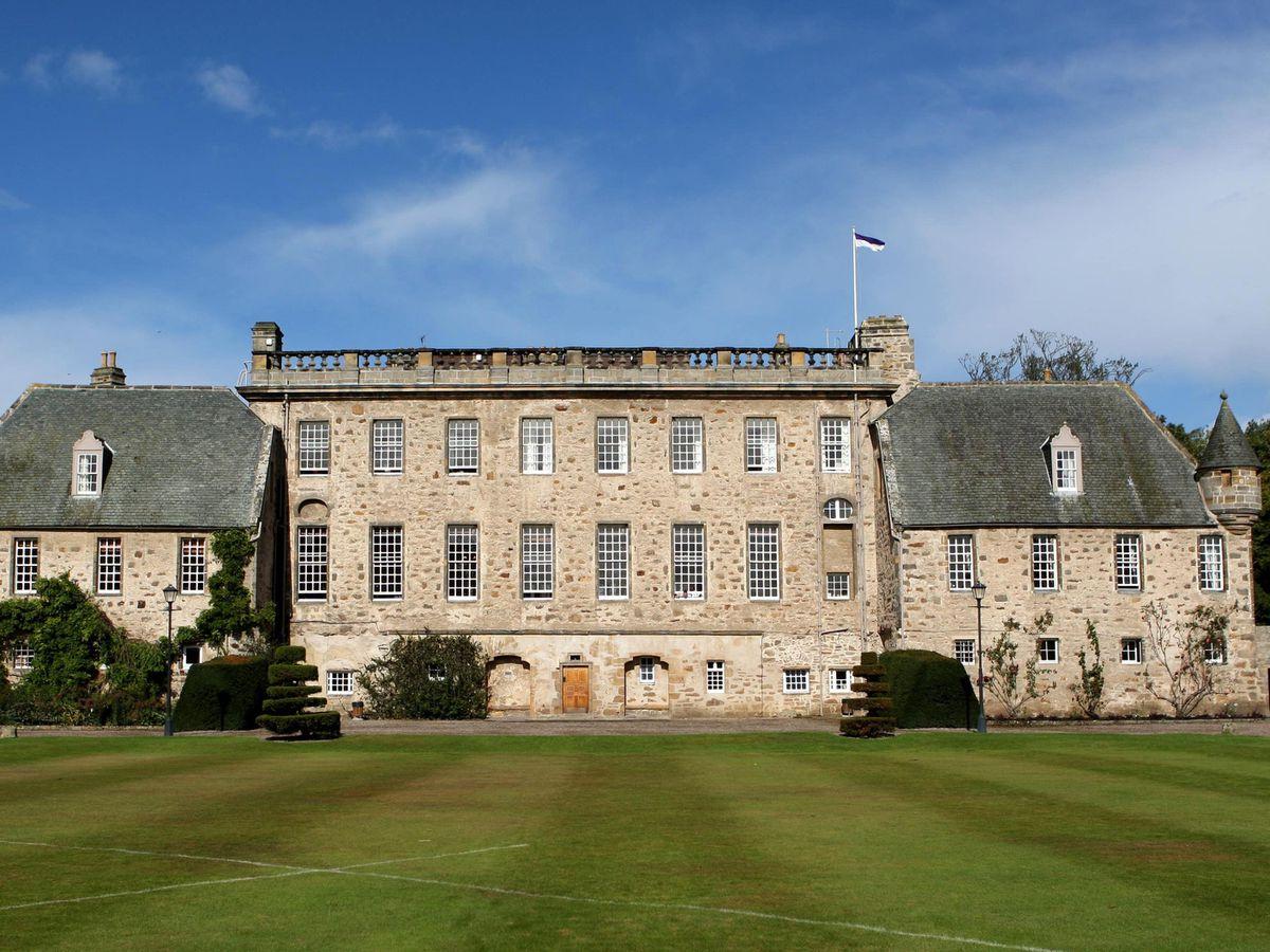 Gordonstoun boarding school