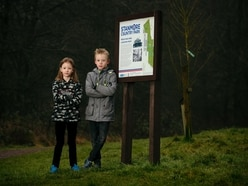 Charlie, 9, and Hattie, 7, lead fight to save Bridgnorth park from housing