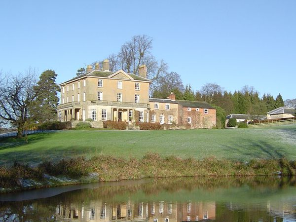 Hopton Court has applied to host marriage ceremonies in its orangery