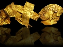 Staffordshire Hoard: Gold and silver treasure still holds its magic 10 years on