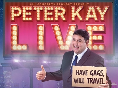 Peter Kay coming to Birmingham on first tour in eight years
