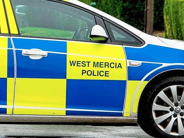 Road closed after serious crash near Market Drayton