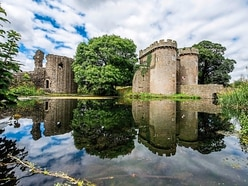 Paranormal investigations at Whittington Castle for new TV series