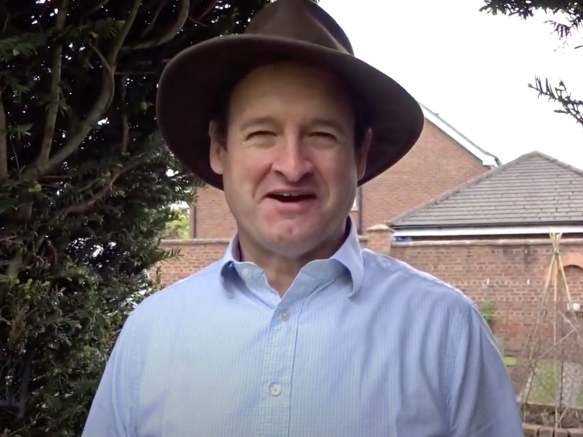WATCH: Shropshire solicitor Hugh reveals why he truly digs growing thumbnail
