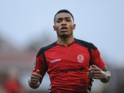 AFC Telford have got belief in Marcus Dinanga