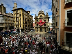 Little to celebrate in Pamplona with no running of the bulls