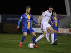 Shrewsbury Town 0 Accrington Stanley 2 - Report and pictures