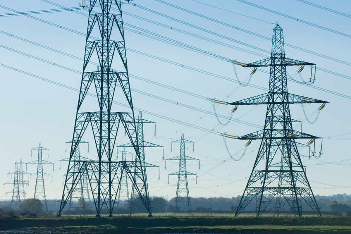 MP writes to National Grid to halt pylon plans for Mid Wales