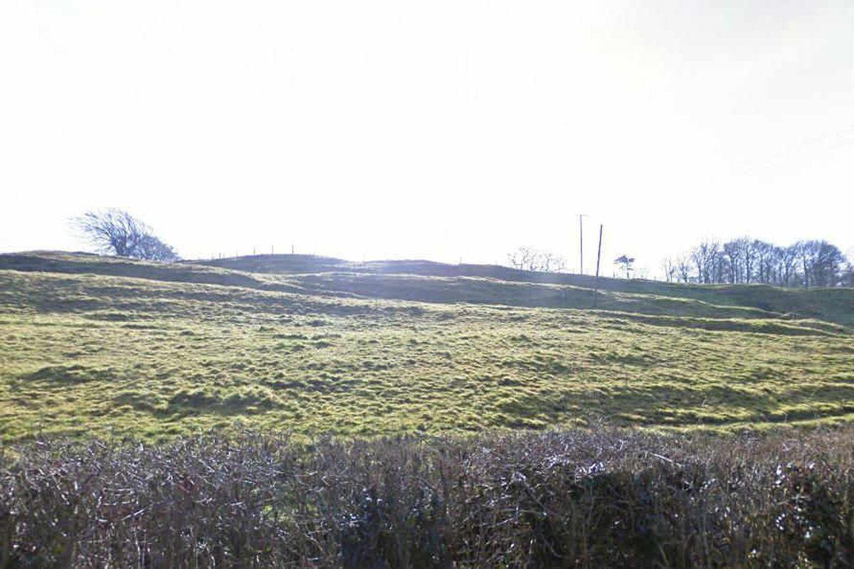Shropshire castle to undergo first archaeological survey