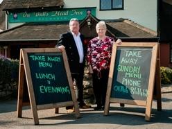 Shropshire family-run pub turns takeaway during coronavirus closure