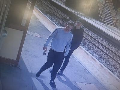 Thugs rob 15-year-old boy at Telford railway station