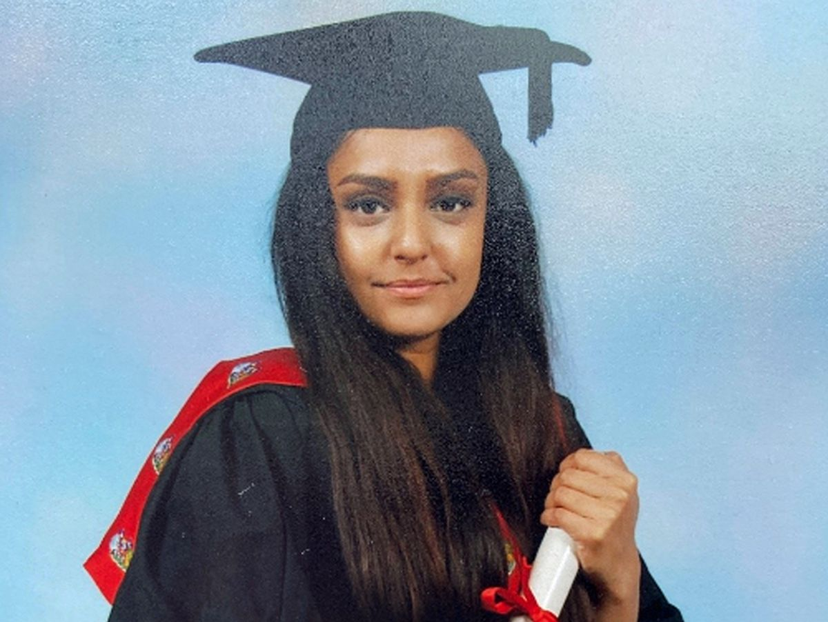 Sabina Nessa is thought to have been murdered as she made her way to meet a friend at a pub. Photo: Metropolitan Police/PA Wire