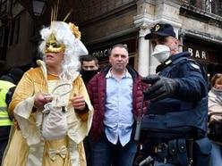 People 'on edge' and Venice landmarks shut as Italy tackles coronavirus outbreak