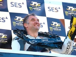 Magnificent seven as Michael Rutter matches his dad