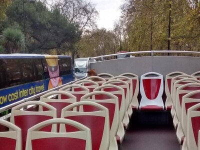 This cheeky fox bagged itself a free sightseeing tour of London