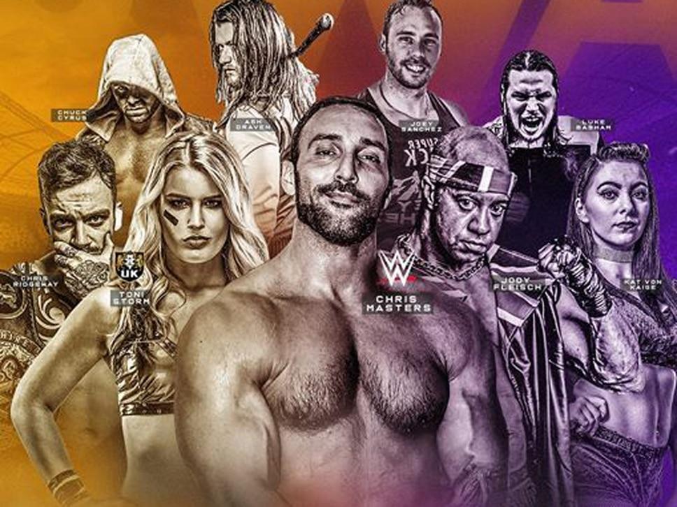 Shropshire Wrestling Alliance, Supershow, Review