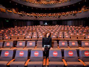 Gabriella Maddalena, finance and business manager at Theatre Severn, Shrewsbury