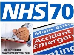 NHS at 70: Take the Shropshire Star survey on future of our health service