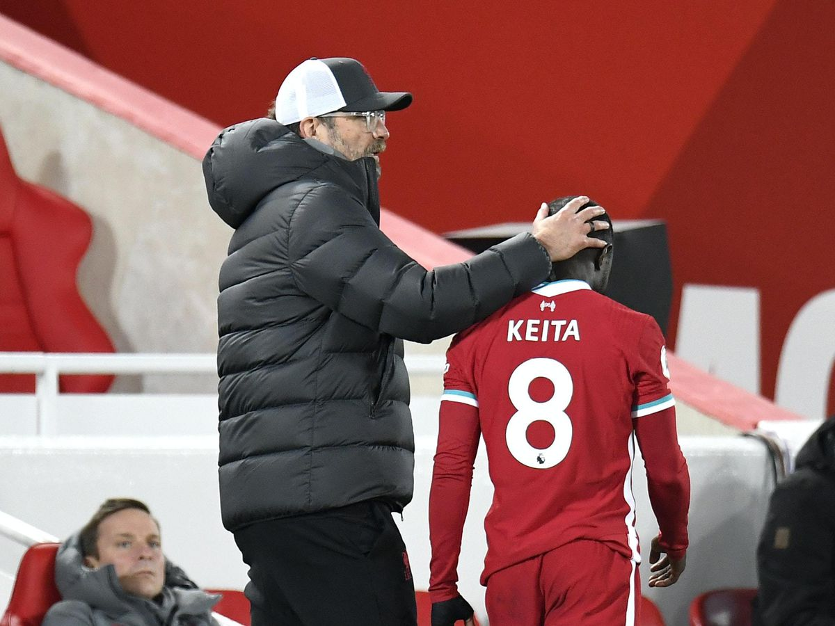 Jurgen Klopp has more injury worries