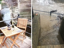 Shropshire flooding: Bridgnorth on high alert as river levels set to rise later today