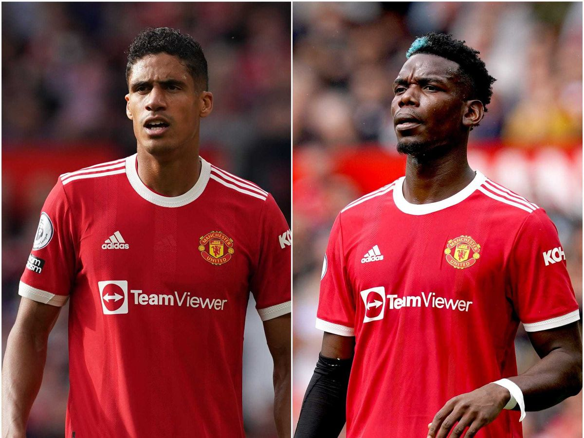 Raphael Varane has praised Paul Pogba's influence at Manchester United