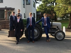 Shropshire school leavers leaning towards budget-style proms