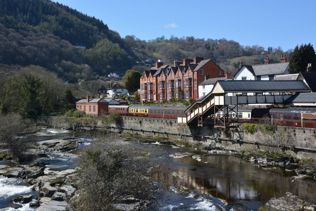 Nothing rhymes with Llangollen