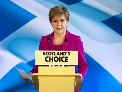 Sturgeon to issue update on independence plans within days