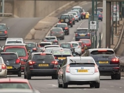 Christmas getaway traffic jam hotspots identified as 20m take to roads