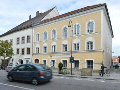 House where Adolf Hitler was born to become a police station
