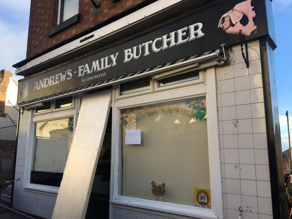The Butchers Kitchen Broseley : Suspect identified after Shropshire burglary spree Shropshire Star