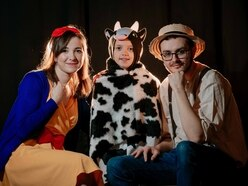 Laughing at village life as panto hits stage