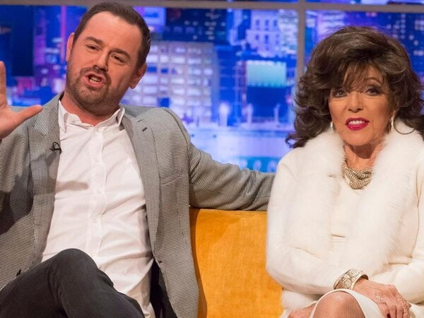 Danny Dyer: If Donald Trump can be president, why can't I be king?