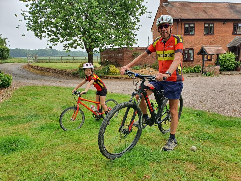 Six-year-old Newport cyclist rides 50 miles to 'save animals' at favourite zoo
