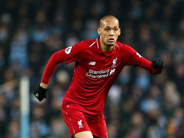 Fabinho prepared to help out at the back