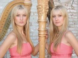 Harp to harp as twins set to play in Telford
