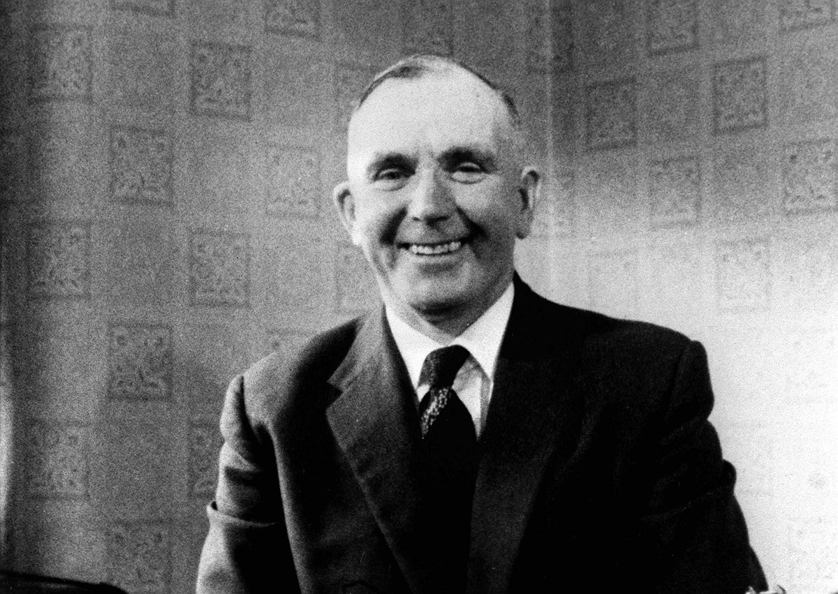 Albert Pierrepoint was Britain's last, and most-famous hangman