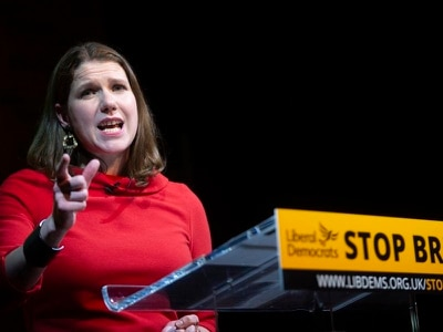 Swinson: MPs' Brexit frustrations could help grow Lib Dems in Parliament