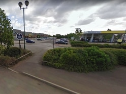 Attempted theft of cash machine at Market Drayton's Morrisons store