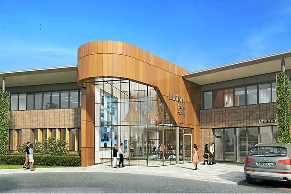 £27m Ludlow hospital plan is scrapped | Shropshire Star