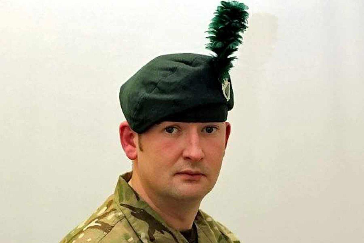 Killer soldier jailed for life over Shropshire barracks murder